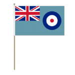 RAF Ensign Hand Flag - Large